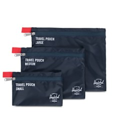 Herschel Supply Co. - Travel Pouches, Set of 3