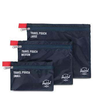 Herschel Supply Co. - Travel Pouches, Set of 3
