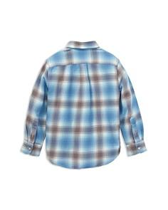 Ralph Lauren - Boys' Plaid Cotton Shirt - Little Kid