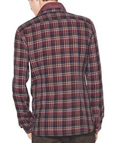 John Varvatos Star USA - Double-Faced Reversible Regular Fit Shirt