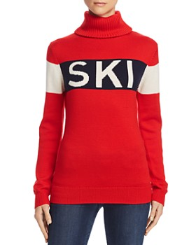 Perfect Moment - Color-Block Ski Sweater