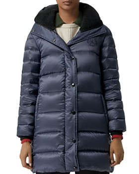 Burberry - Strettingham Down Puffer Coat