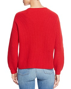 Eileen Fisher Petites - Cropped Cashmere Sweater