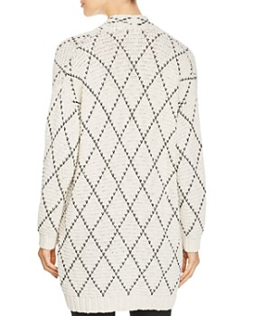 Eileen Fisher - Organic-Cotton Open Cardigan