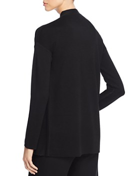 Eileen Fisher - Draped Open Cardigan