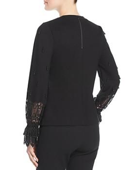 Kobi Halperin - Arianna Embellished-Sleeve Top