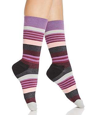 Happy Socks Multi Stripe Crew Socks