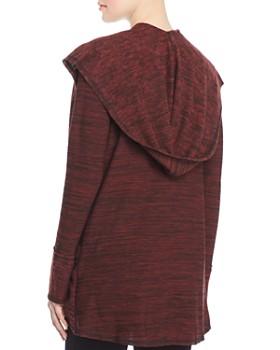 Elan - Hooded Open Cardigan
