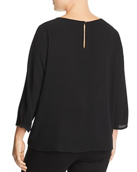 Status by Chenault Plus - Draped Top