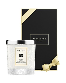 Jo Malone London - Orange Blossom Home Candle with Lace Design - 100% Exclusive