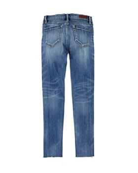 BLANKNYC - Girls' Frayed Skinny Jeans - Big Kid
