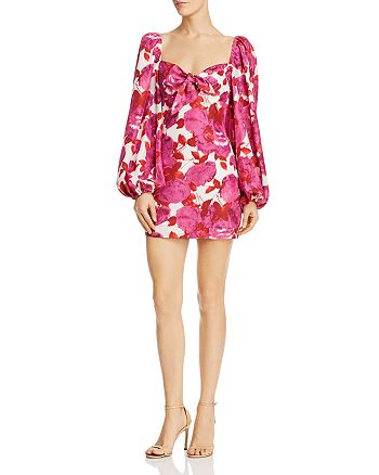 Alice McCall - Lover Floral Mini Dress