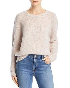 John and Jenn - Lucien Multicolor Knit Crewneck Sweater
