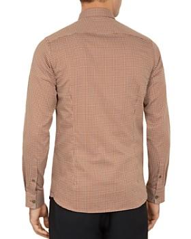 Ted Baker - Jenkins Geometric Print Regular Fit Button-Down Shirt