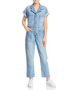 Pistola - Grover Denim Field Jumpsuit