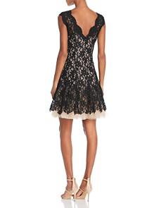 Nha Khanh - Lace Petticoat Dress