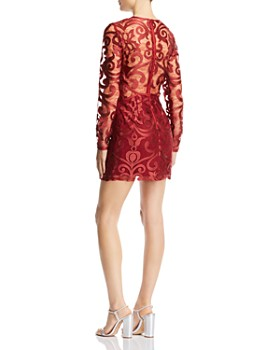 Finders Keepers - Alchemy Embroidered Mini Dress - 100% Exclusive