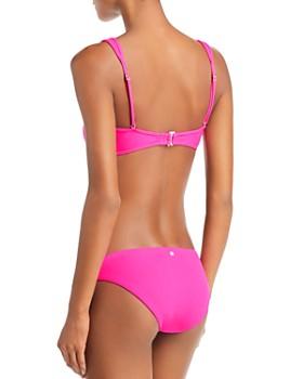 Dolce Vita - Cali Babe Snap Waffle Bikini Top & Cali Babe Waffle Bikini Bottom