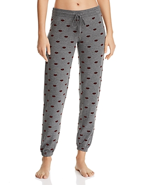 Pj Salvage LIPS LOUNGE JOGGER PANTS