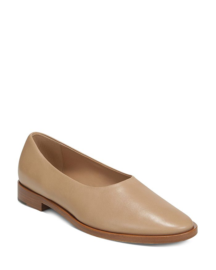 Via Spiga - Women's Paloma Leather Flats