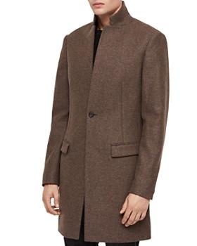 ALLSAINTS - Bodell Wool Topcoat