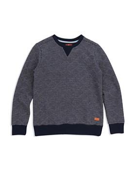 7 For All Mankind - Boys' Striped Sweatshirt - Big Kid