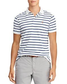 Polo Ralph Lauren - Striped Classic Fit Polo Shirt