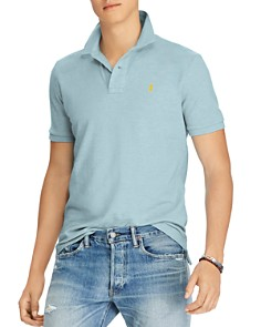 Polo Ralph Lauren - Classic Fit Mesh Polo