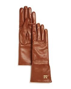 Max Mara - Leather Gloves
