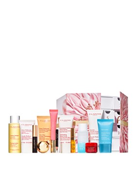 Clarins - Festive Surprises 12 Day Advent Calendar ($161 value)