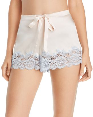 Pick & Mix Lace Shorts by Ginia