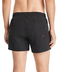 HUGO - Martinique Logo-Print Swim Shorts