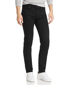 FRAME - Jagger Skinny Fit Jeans in Noir