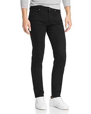 Frame Jagger Skinny Fit Jeans in Noir