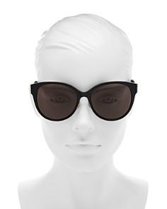 Saint Laurent - Women's Round Sunglasses, 54mm