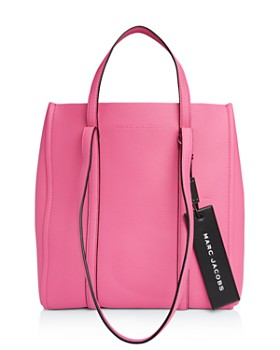 f3f7c56f38 MARC JACOBS - Tag 27 Large Pebbled Leather Tote ...