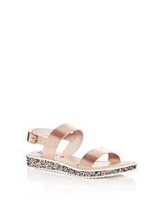 STEVE MADDEN - Girls' JGia Slingback Sandals - Little Kid, Big Kid