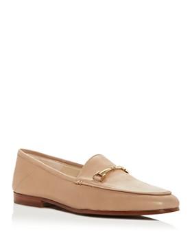 Sam Edelman - Women's Loraine Apron-Toe Loafers