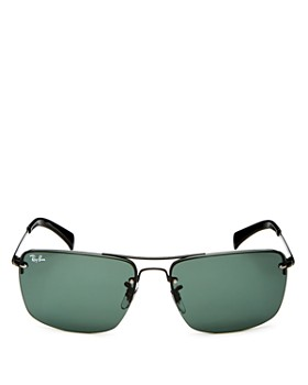 bf7404a988 Rimless Ray-Ban Sunglasses for Men and Women - Bloomingdale s