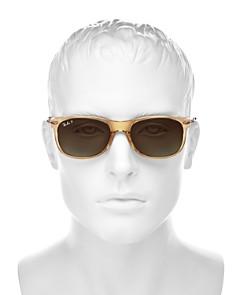 Ray-Ban - Men's Polarized Square Sunglasses, 51mm