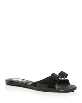 Salvatore Ferragamo - Women's Cirella Slide Sandals