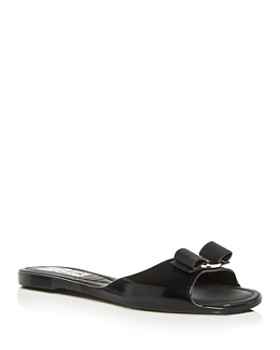b2d95e4336cc Salvatore Ferragamo - Women s Cirella Slide Sandals ...