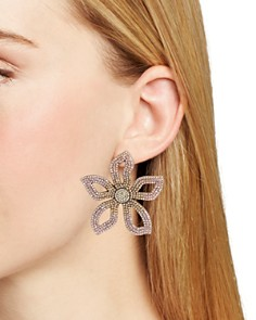 BAUBLEBAR - Primina Flower Drop Earrings