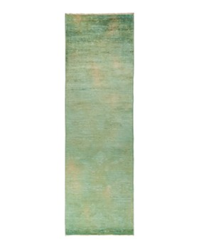 Solo Rugs - Vibrance Omaha Hand-Knotted Runner Rug Collection