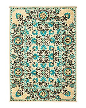 Bloomingdale's - Carnivale Suzani Rug Collection