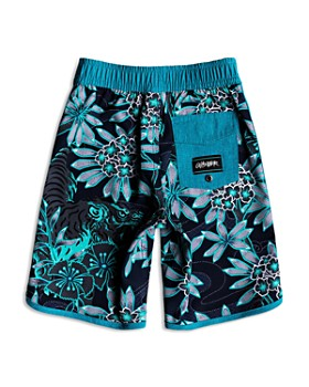 Quiksilver - Boys' Highline Silent Fury Board Shorts - Big Kid