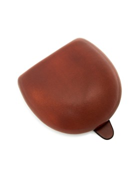 Il Bussetto - Tacco Leather Coin Pouch