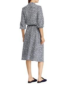 Ralph Lauren - Floral Shirt Dress