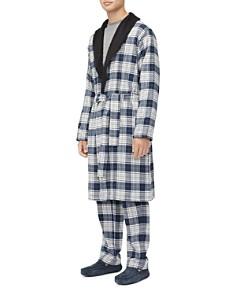 UGG® - Kalib Plaid Robe