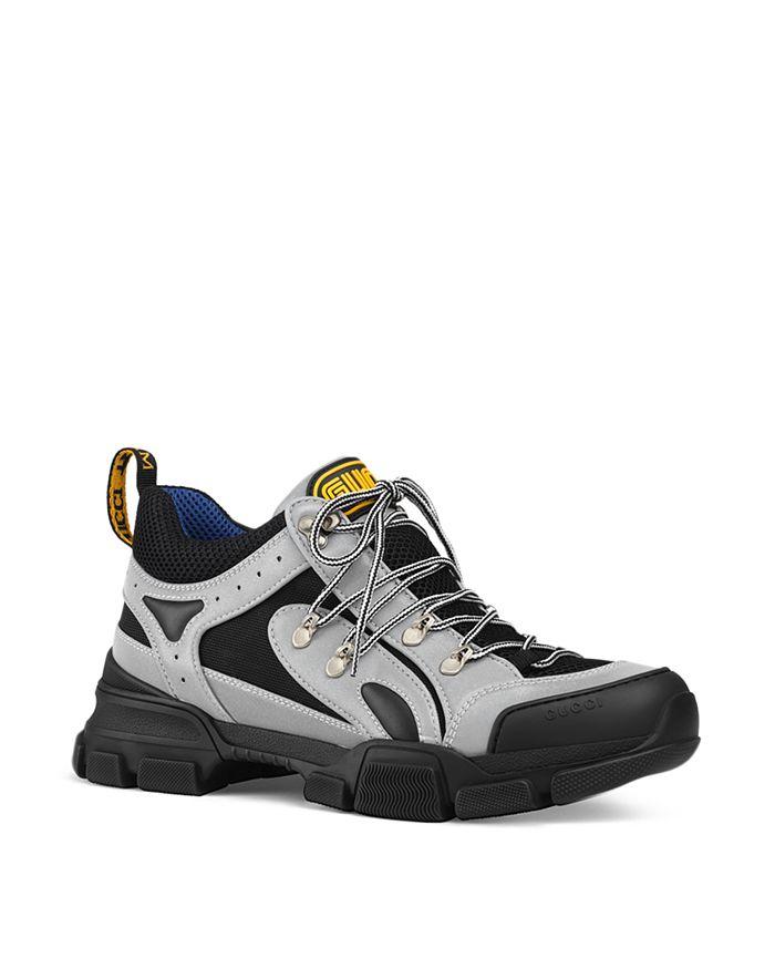 236594e35ba Gucci - Men s Flashtrek Lug-Sole Lace-Up Sneakers